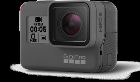 GoPro Hero5 Black - Re-store GoPro akciókamerák