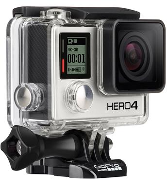 GoPro Hero4 Black - Re-store GoPro akciókamerák