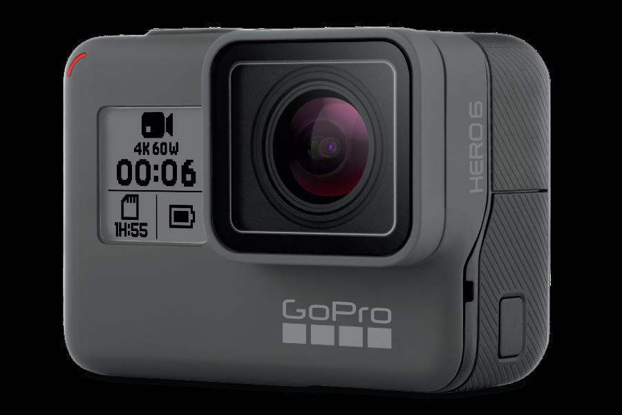 GoPro Hero6 Black - Re-store GoPro akciókamerák