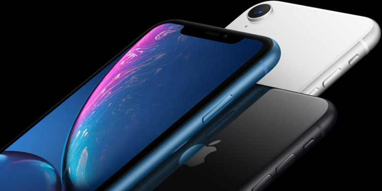 iPhone Xr - Re-store