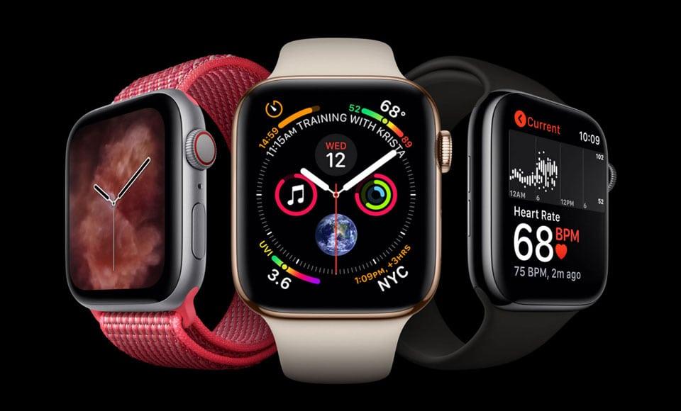 Apple Watch 4 - Re-store