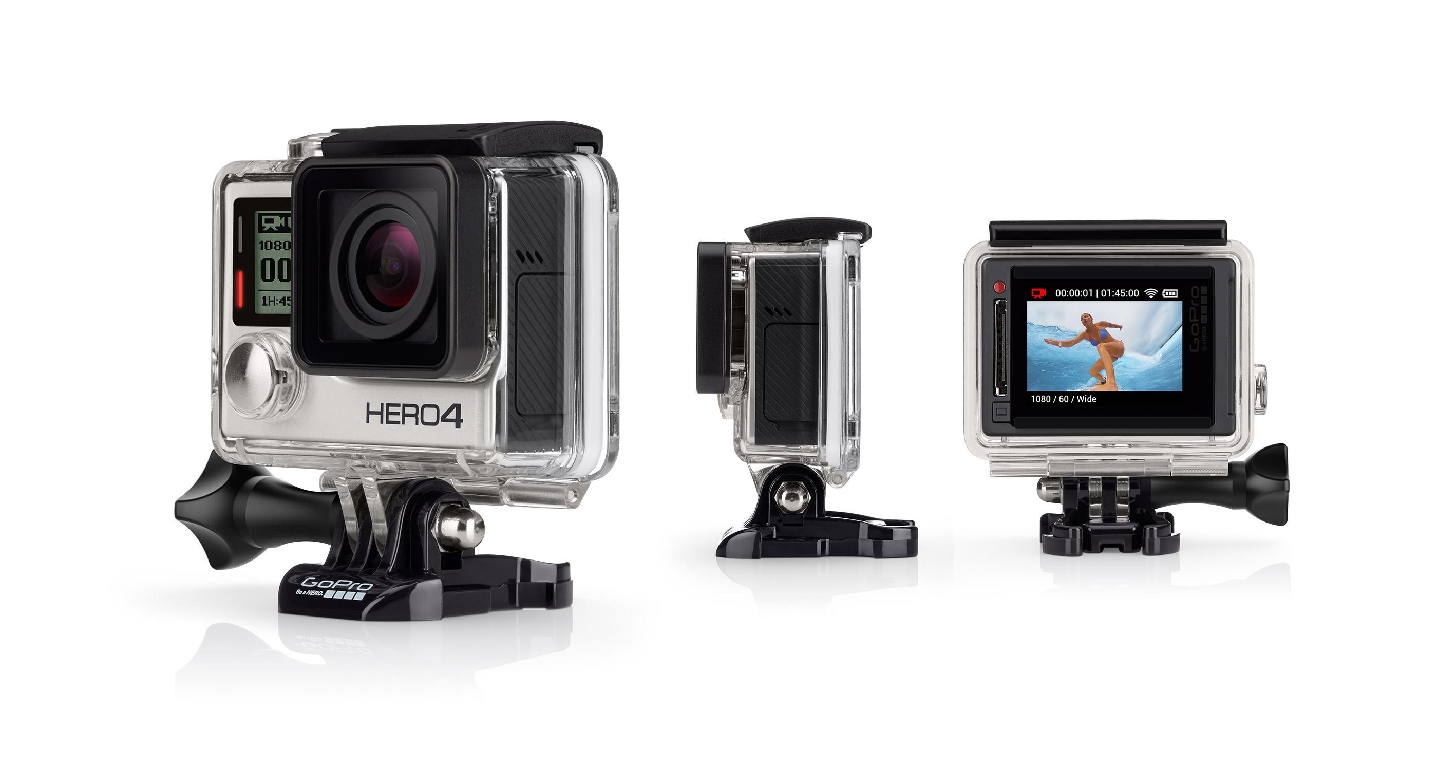 GoPro HERO4 Silver - GoPro akcókamerák vásárlása és kölcsönzése  Re-Store-nál