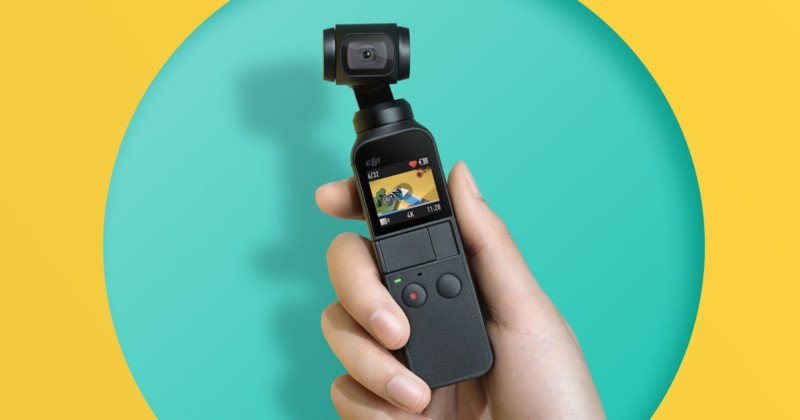DJI Osmo Pocket - Re-store