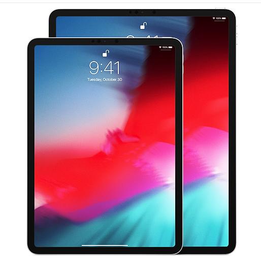 iPad Pro 2018 - Re-store