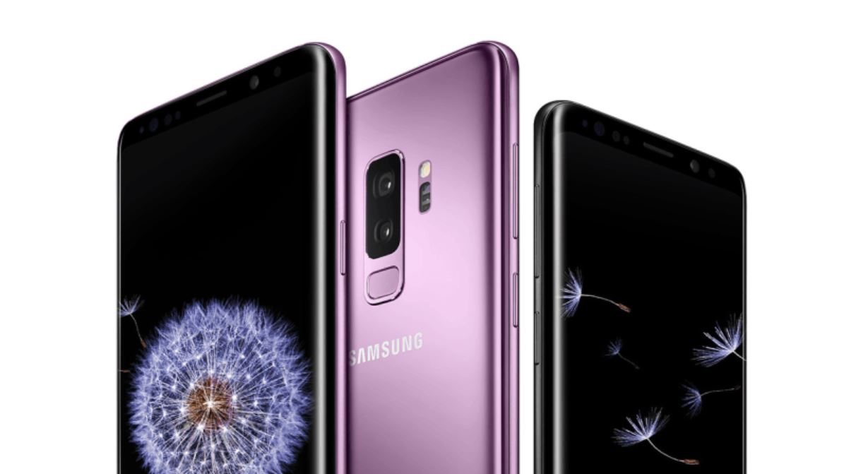 Samsung Galaxy S9 - Re-store