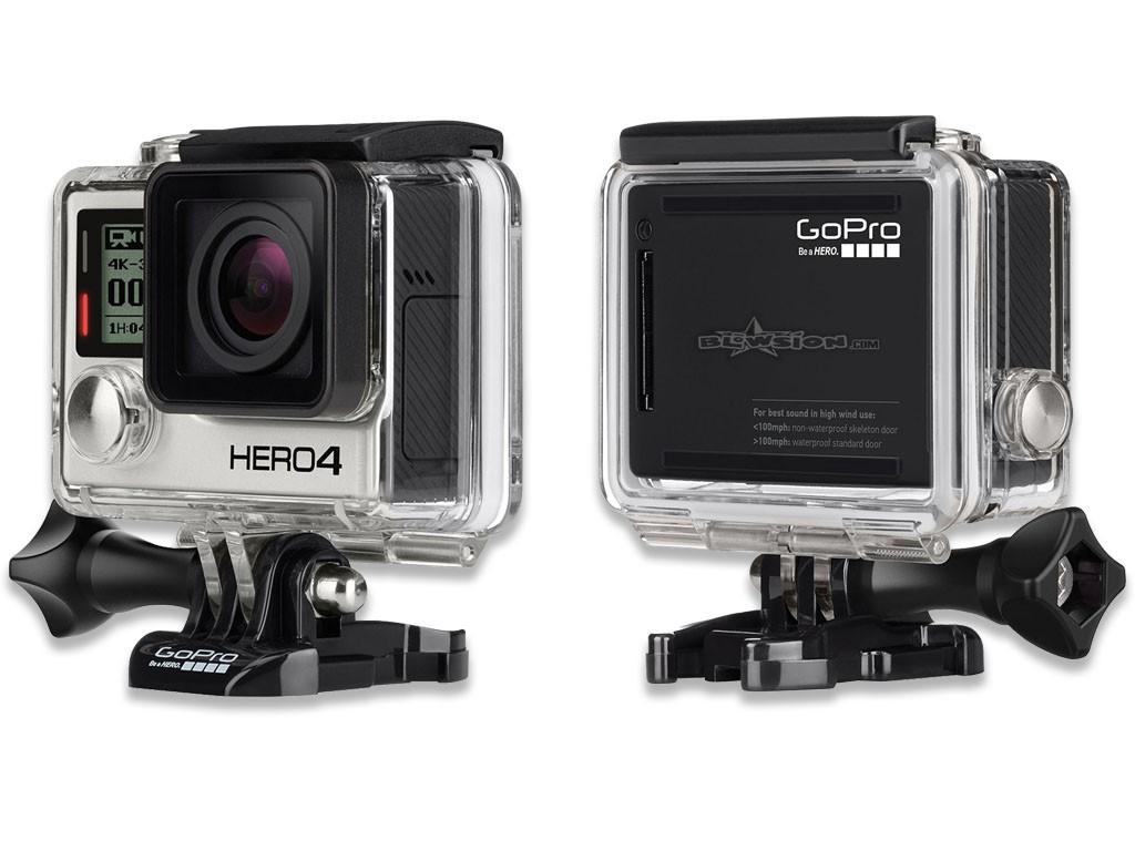 GoPro HERO4 Black - GoPro akciókamerák vásárlása és kölcsönzése a Re-Store-nál