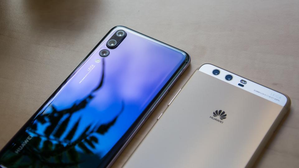 Huawei P20 - Re-store