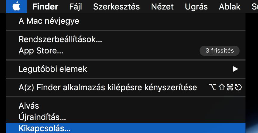 Mac keresése funkció - Re-store