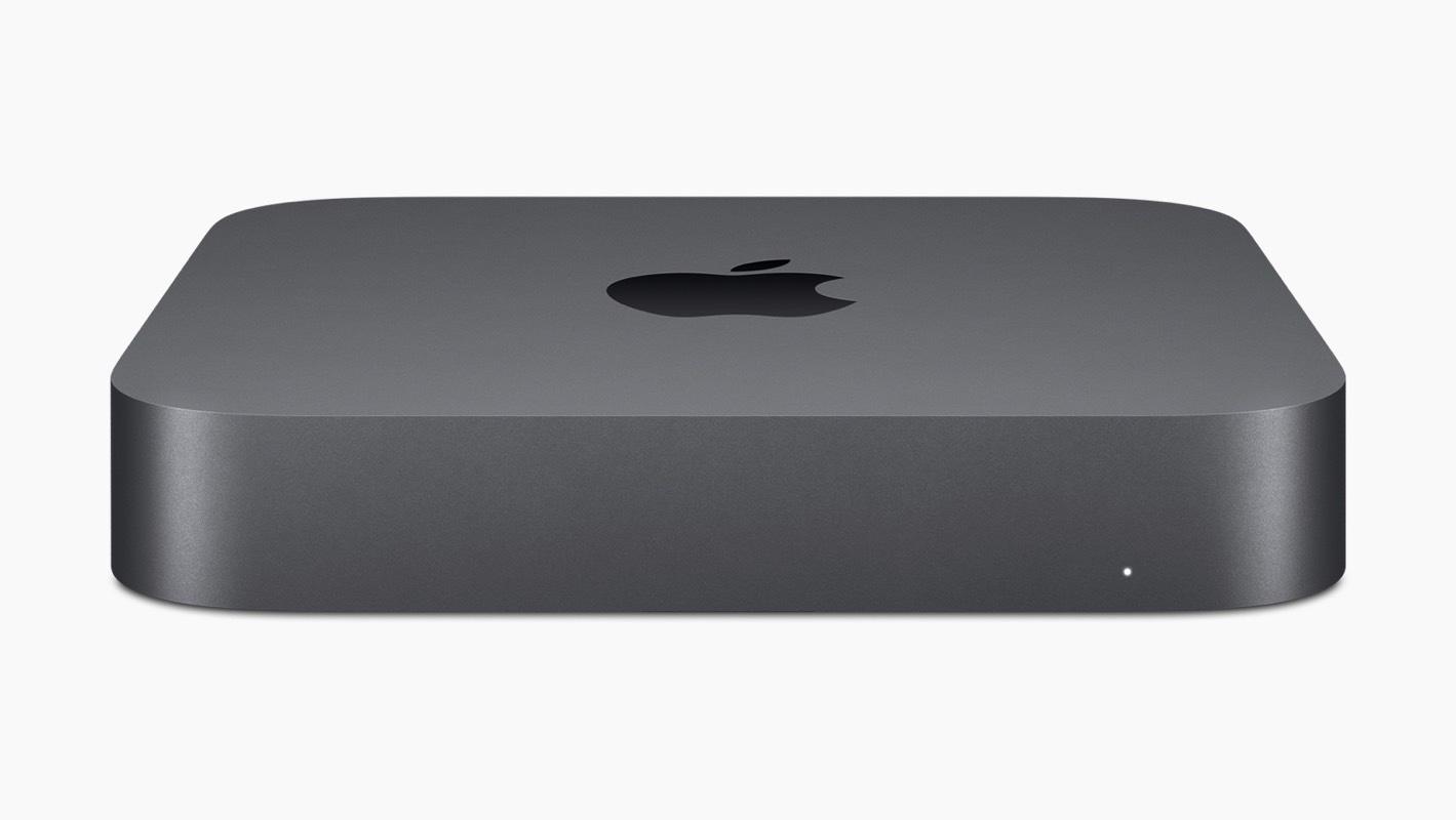 Mac mini 2018 - Re-store