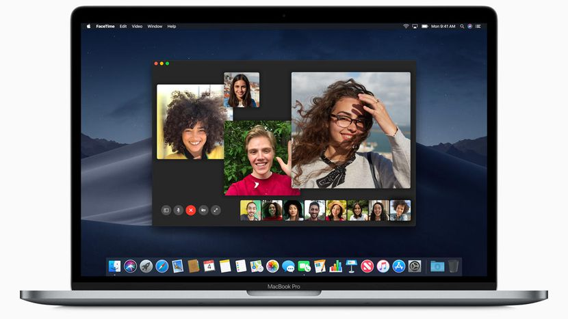 macOS Mojave FaceTime - Re-store