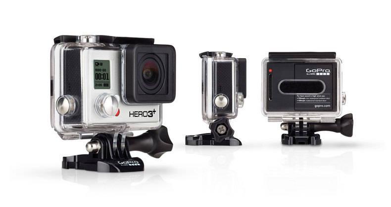 GoPro HERO3+ Black - GoPro akciókamerák vásárlása és bérlése a Re-Store-nál