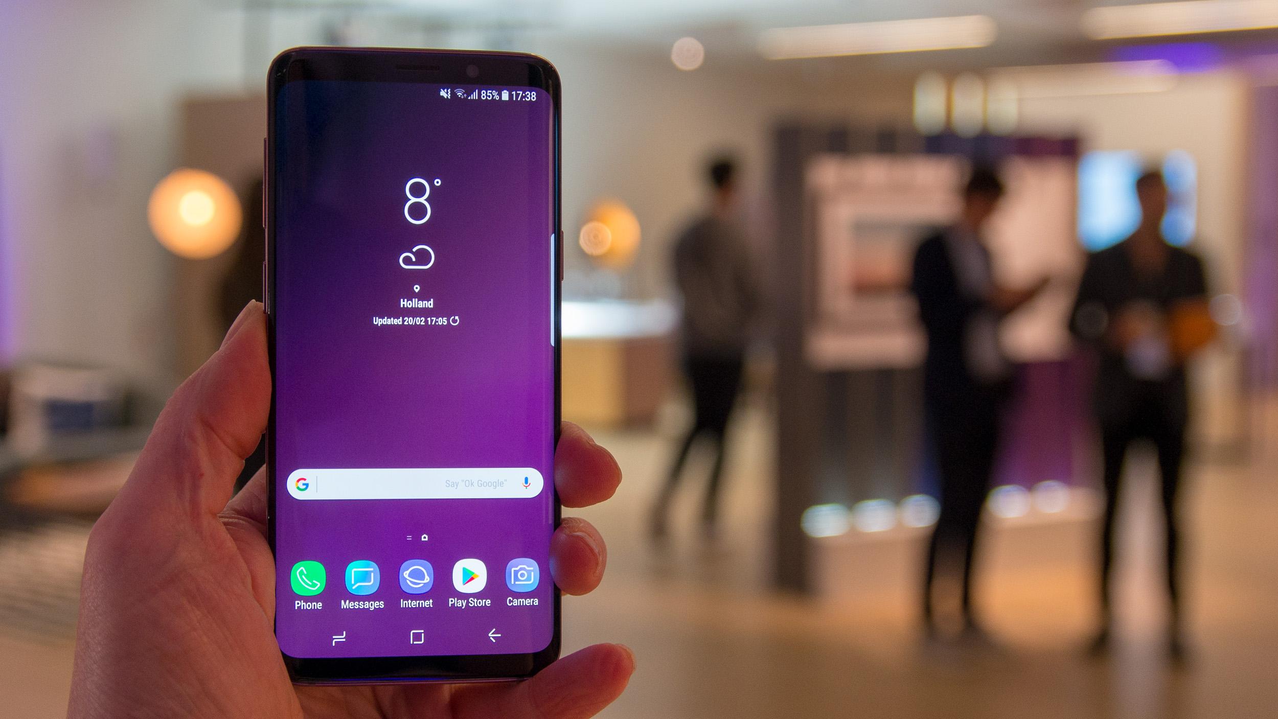 Samsung okostelefonok biztonsági mentése - Re-store