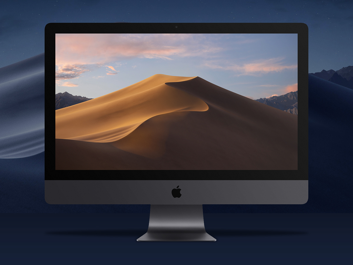 macOS Mojave - Re-store